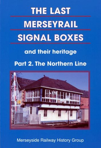 Merseyside Railway History Group Book Cover image