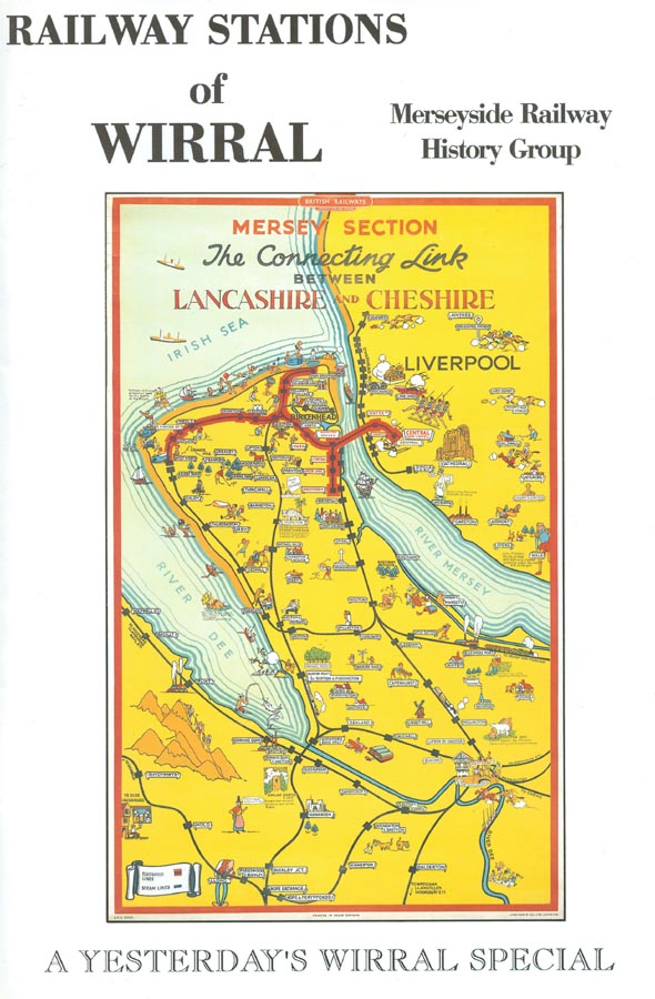 Merseyside Railway History Group background image